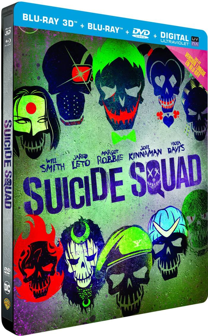 suicidesquadsteelbookextendededition