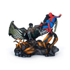 spidermanhomecomingstatuette