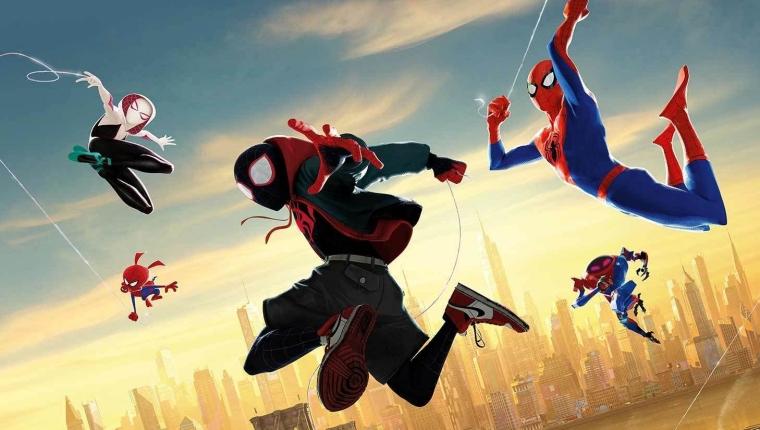 SpiderManNewGenerationBannière