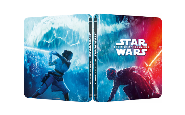 LAscensionDeSkywalkerSteelbook